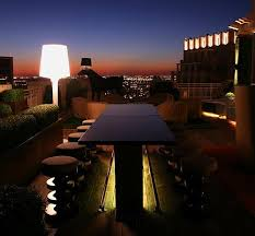 Led Patio Lights Led Lighting Applications For The Home