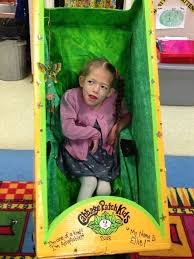 Homemade Cabbage Patch Kid Halloween Costume 86 Halloween Costume Ideas Wheelchair Users Images
