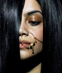 big nose rings images 93 best all about the nose rings images hoop nose jpg