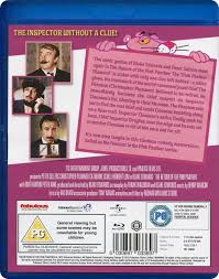 the pink panther the return of the pink panther blu ray united kingdom