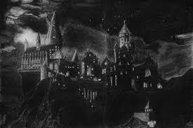 hogwarts by h e l y on deviantart
