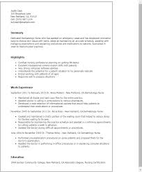 Resume Samples For Teens by Professional Dermatology Nurse Templates To Showcase Your Talent
