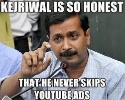 Youtube Memes - kejiriwal watching youtube meme indian memes