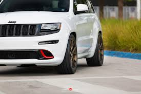 2000 gold jeep grand cherokee vossen wheels jeep srt8 vossen forgedprecision series vps 306