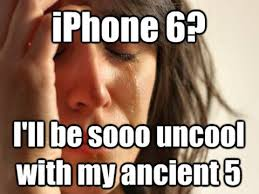 Iphone 6 Meme - the funniest apple vs android memes the wheels and chips journal