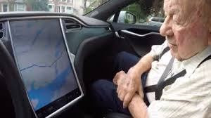 tesla delivered this dying man u0027s model 3 early to fulfill his