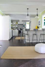Gray And Yellow Kitchen Rugs And Now For A Kitchen Rug Fashion Show House