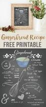 the gingerbread tradition and a free printable unskinny boppy