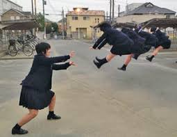 Hadouken Meme - the newest photo meme out of japan dragonballing anime style