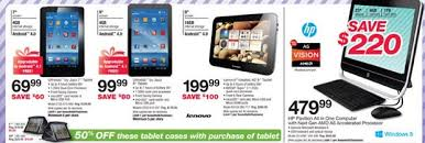 nexus tablet black friday office depot black friday 2012 ad leaks laptop desktop tablet