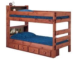 Bunk Bed Headboard Pine Crafter American Made Quality Furniture Bunk Beds