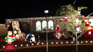 christmas lights arlington tx interlochen christmas display arlington texas youtube