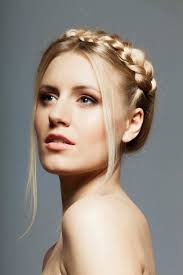 hair styles for thining hair on crown chic wedding styles for thin hair