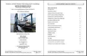 Banister Marine Suenos Azules Marine Surveying And Consulting Marine Surveys And