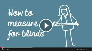 how to measure for blinds and shutters web blinds