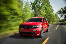 2015 jeep grand cherokee srt adds 5hp red vapor special edition