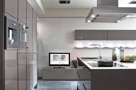cuisine mur taupe cuisine taupe et blanc cuisine pas cuisine taupe avec plan de