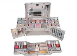 Vanity Makeup Box Max Touch Vanity Case Make Up Kit Mt 2040 Price Review And Buy