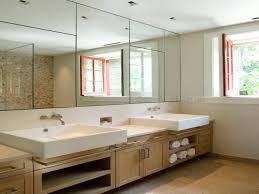 Framed Bathroom Vanity Mirrors by Vanities Large Frameless Vanity Mirrors Graceful Frameless