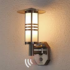 Motion Activated Outdoor Wall Light Smart Motion Sensor Outdoor Wall Light U2014 All Home Design Ideas