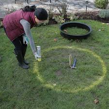 How To Make A Campfire In Your Backyard How To Build A Fire Pit Ring