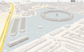 Home Design 3d For Macbook by Apple Maps Enhances Apple Park Coverage With 3d Building Models