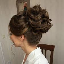 updos for hair wedding best 25 high updo wedding ideas on high updo high