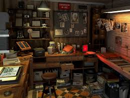 the panic room outrage hidden object game freelancers 3d