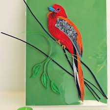 paper quilling birds tutorial 517 best quilling birds of a feather images on pinterest paper