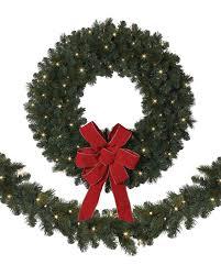 merry mixed pine wreaths garlands treetopia