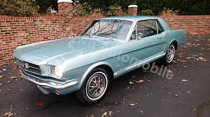 65 ford mustang coupe sold 1965 ford mustang coupe town automobile truck sales