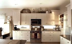 how to decorate above kitchen cabinets 2020 5 images how to decorate above kitchen cabinets house