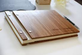 photo album guest book wedding guest book guest book wedding guestbook wooden