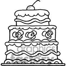 easy cake clipart clipartxtras