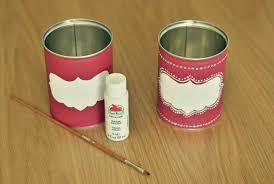 diy christmas cookie tins fun u0026 simple gift miss wish