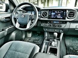 toyota tacoma manual transmission review 2016 toyota tacoma review slashgear