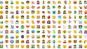 emojis android these are the new android emojis rip blob tech