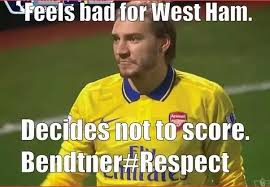 Soccer Player Meme - why is bendtner vfl wolfsburg called lord bendtner quora