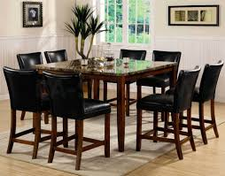choosing the appropriate bar height dining table set michalski