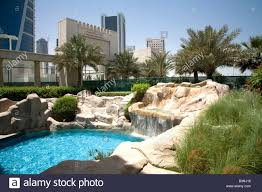 Five Star Landscaping by Four Seasons Hotel 5 Five Star Luxury Doha Qatar Exterior Swimming