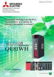 qe81 wh energy module mitsubishi electric automation pdf