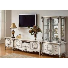 shabby chic tv cabinet set indonesia furniture living room