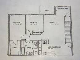 Apartments Floor Plan Lamplight Apartments Rentals Kaukauna Wi Apartments Com