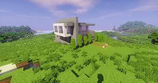 house plains modern house plains minecraft project