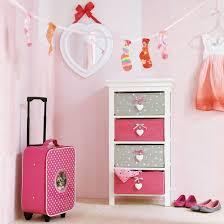 petit meuble de chambre meuble de rangement chambre fille mobilier et meuble pour ranger