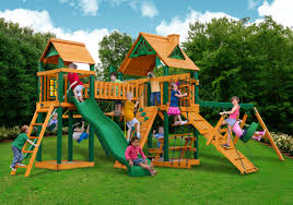 Playsets Outdoor Lowest Price Gorilla Pioneer Peak Playset Free Shipping Swing