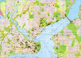 City Maps Istanbul City Map U2022 Mapsof Net