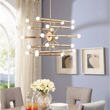 bali goldtone 22 light chandelier free shipping today