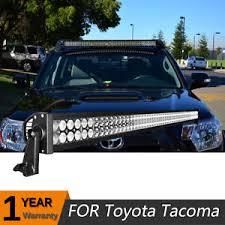toyota tacoma light bar roof mount 50 led light bar for 2005 2015 toyota tacoma roof mount 50 series