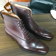 american motorcycle boots popular brown oxford boots buy cheap brown oxford boots lots from